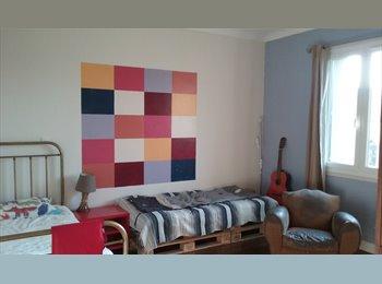 Appartager FR - Chambre à louer dans grande maison à Saint Sébastien , Nantes - 270 € /Mois