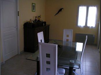 Appartager FR - Colocation dans maison meublée , Frontignan - 435 € /Mois