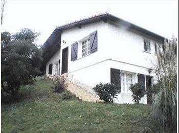 Appartager FR - Villa Biarritz 110 m2 avec 3 chambres, Biarritz - 300 € /Mois