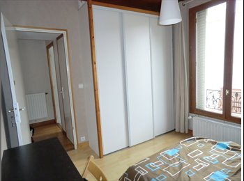 Appartager FR - chambre meublée proche porte des lilas (métro,TRAM,bus), Les Lilas - 680 € /Mois