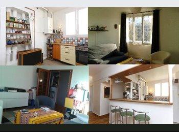 Appartager FR - Sous loue une chambre dans une colocation pour courte durée, Paris - Ile De France - 550 € /Mois