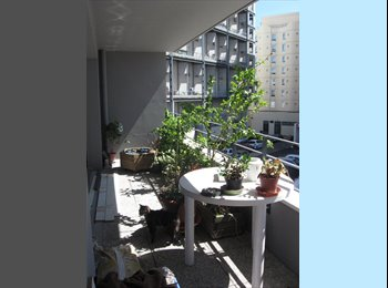 Appartager FR - international/générationnel pour août 2016 seulement à Bordeaux-gare, Bordeaux - 380 € /Mois
