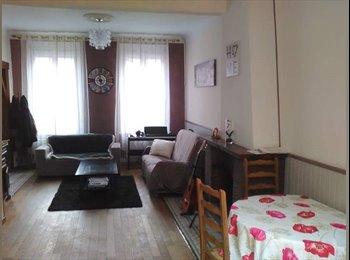Appartager FR - chambre meublée proximité centre dans coloc à 4, Amiens - 410 € /Mois