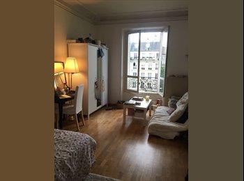 Appartager FR - Colocation dans un appart 110m2, Paris - Ile De France - 700 € /Mois