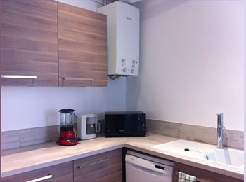 Appartager FR - Fully furnished romm Marseille city center, Marseille - 500 € /Mois