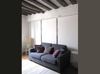 Appartager FR - Studio meublé sur Nice, Nice - 370 € /Mois