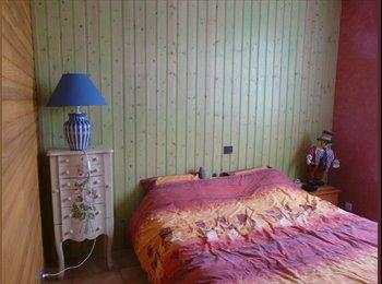 Appartager FR - chambre avec salle d'eau , Carcassonne - 250 € /Mois
