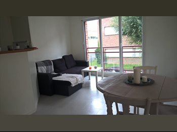 Appartager FR - Colocation en appartement (St Leu/ Amiens), Amiens - 372 € /Mois