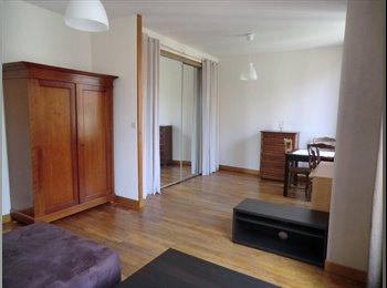 Appartager FR - Chambre /salon meubles Porte des Lilas libre 1 oct , Paris - Ile De France - 800 € /Mois