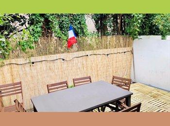 Appartager FR - Maison en colocation à 8min de l'université, Saint-Denis - 580 € /Mois