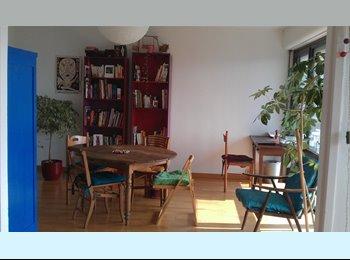 Colocation centre dans grand appartement lumineux