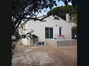 Appartager FR - maison 4 chambres jardin Perigny La Rochelle, La Rochelle - 310 € /Mois