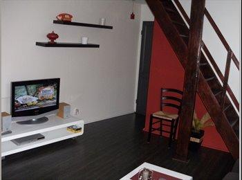 Appartager FR - T2 Type loft a 50 m de la plage IDEAL ETUDIANT, Dunkerque - 580 € /Mois