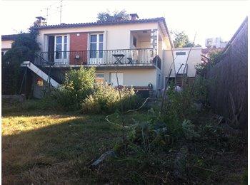 Appartager FR - Maison T5 Ramonville 180m² + jardin, Toulouse - 407 € /Mois