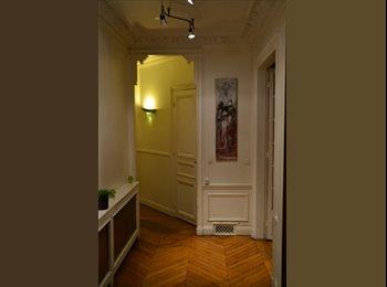 Appartager FR - Deux chambres à louer dans une belle colocation, Paris - Ile De France - 550 € /Mois