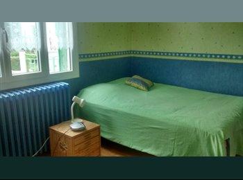 Appartager FR - maison dans la verdure, Troyes - 600 € /Mois