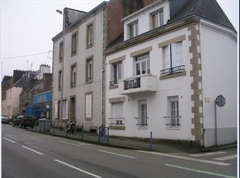 Appartager FR - CHAMBRES DS COLOCATION, Quimper - 250 € /Mois