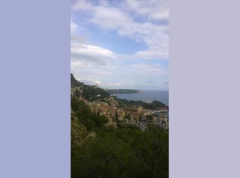 Appartager FR - Une chambre 10 minutes aux pieds de Monaco, Beausoleil - 400 € /Mois