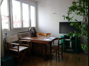 Chambre à Croix Rousse  - Métro C, bus C13, 38 , velov