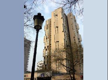Appartager FR - Chambre Paris 19e, 565€/mois , Paris - Ile De France - 565 € /Mois