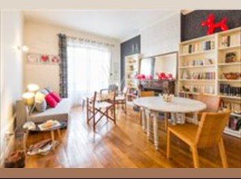 Appartager FR - Une chambre de 15m2 dans grand appartement lumineux, Lyon - 400 € /Mois