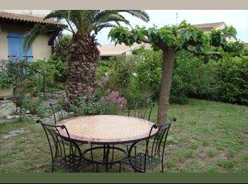 Appartager FR - villa a Nimes, proche CHU, Vatel, IUT, Nîmes - 470 € /Mois