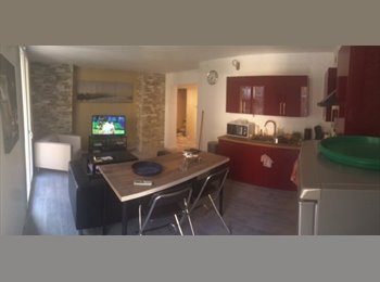 Appartager FR - Colocation 2 chambres standing- 4eme Marseille, Marseille - 480 € /Mois