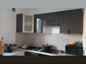 Appartager FR - Chambre calme et lumineuse à Annemasse dans F3, Annemasse - 550 € /Mois