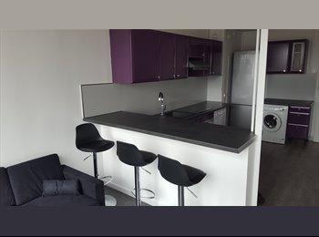 Appartager FR - Appartement Meublé Créteil – Proche Université – Colocation, Paris - Ile De France - 475 € /Mois