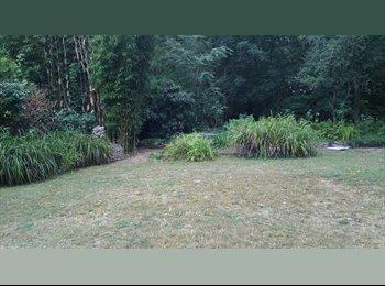 Appartager FR - Chambre dans une maison confortable avec un grand jardin et un cadre privilégié., Paris - Ile De France - 500 € /Mois
