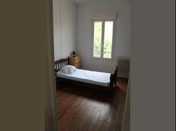 Appartager FR - GRANDE MAISON EN COLOCATION AVEC JARDIN, Bordeaux - 470 € /Mois
