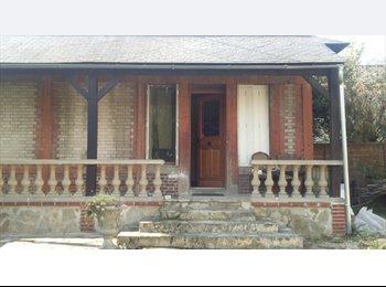 logement annexe d'une propriété  d'architecte BOURNIQUEL