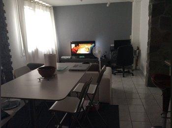 Appartager FR - Appartement 60m2 tout équipé, Saint-Etienne - 250 € /Mois