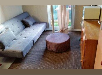 Chambre dans appartement et résidence sympa pour FILLE