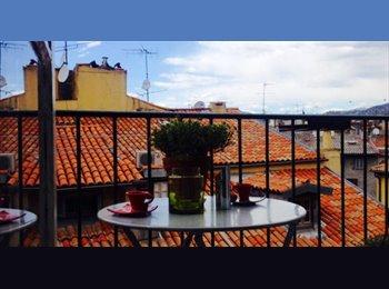 Appartager FR - Studio avec Vu sur les toits du vieux Nice, Villefranche-sur-Mer - 800 € /Mois