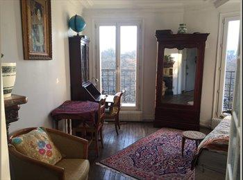 Appartager FR - Propose colocation, 17ème Arrondissement - 500 € /Mois