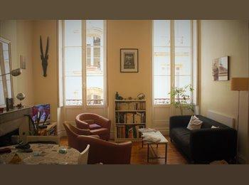Appartager FR - Appart 75m2, quartier St pierre, Bordeaux - 500 € /Mois