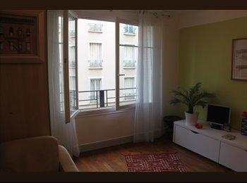 Appartager FR - colocation , Paris - Ile De France - 650 € /Mois
