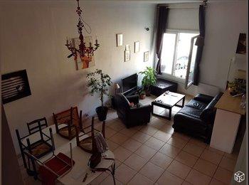 Appartager FR - 1 chambre dans T4 Duplex Biarritz centre ville, Biarritz - 400 € /Mois