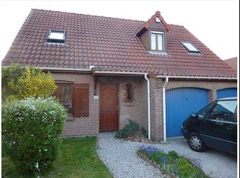 Appartager FR - loue chambre dans maison à Wattignies, Lille - 300 € /Mois