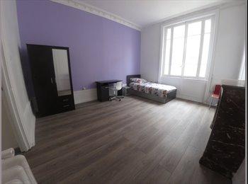 Chambre meublé 12m² Rue Boisson - 300€ / mois -appart neuf)