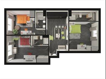 Appartager FR - Appartement colocation Lyon 3ème, Lyon - 390 € /Mois