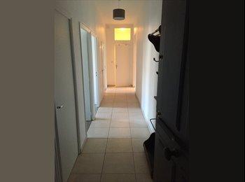 Appartager FR - 2 Chambres individuelles meublées SAINT ETIENNE FAURIEL, Saint-Etienne - 440 € /Mois