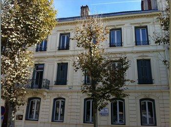 Appartager FR - Chambre meublée 26m2 Quartier BADOUILLERE, Saint-Etienne - 350 € /Mois