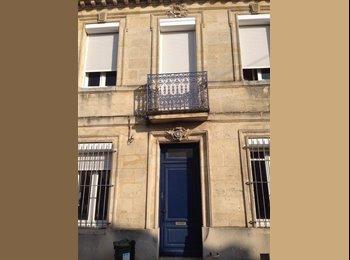 Appartager FR - Maison Saint Bruno Chambre Disponible, Bordeaux - 371 € /Mois