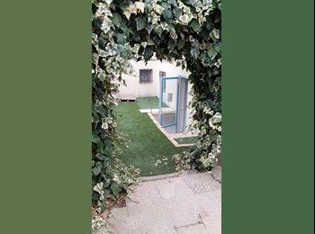 Appartager FR - Chambre accès jardin , Paris - Ile De France - 700 € /Mois