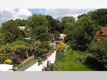 Appartager FR - 2 chambres meublées 10' gare de Lille grand jardin, Mons-en-Barœul - 270 € /Mois