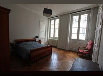 Appartager FR - Peuple/Badouillère, grande chambre dans vaste colocation meublée et équipée. , Saint-Etienne - 370 € /Mois