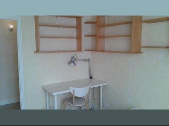 chambre meublée disponible dès à présent
