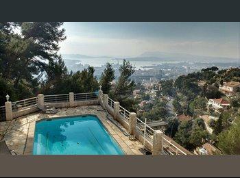 Appartager FR - colocation dans villa à Toulon, Toulon - 550 € /Mois